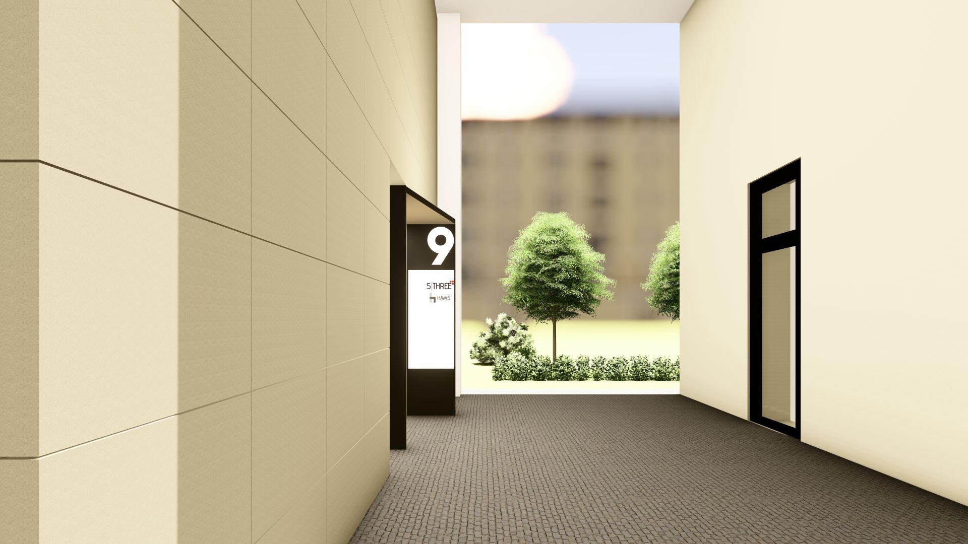 Bürogebäude Carmen Brüssel 1