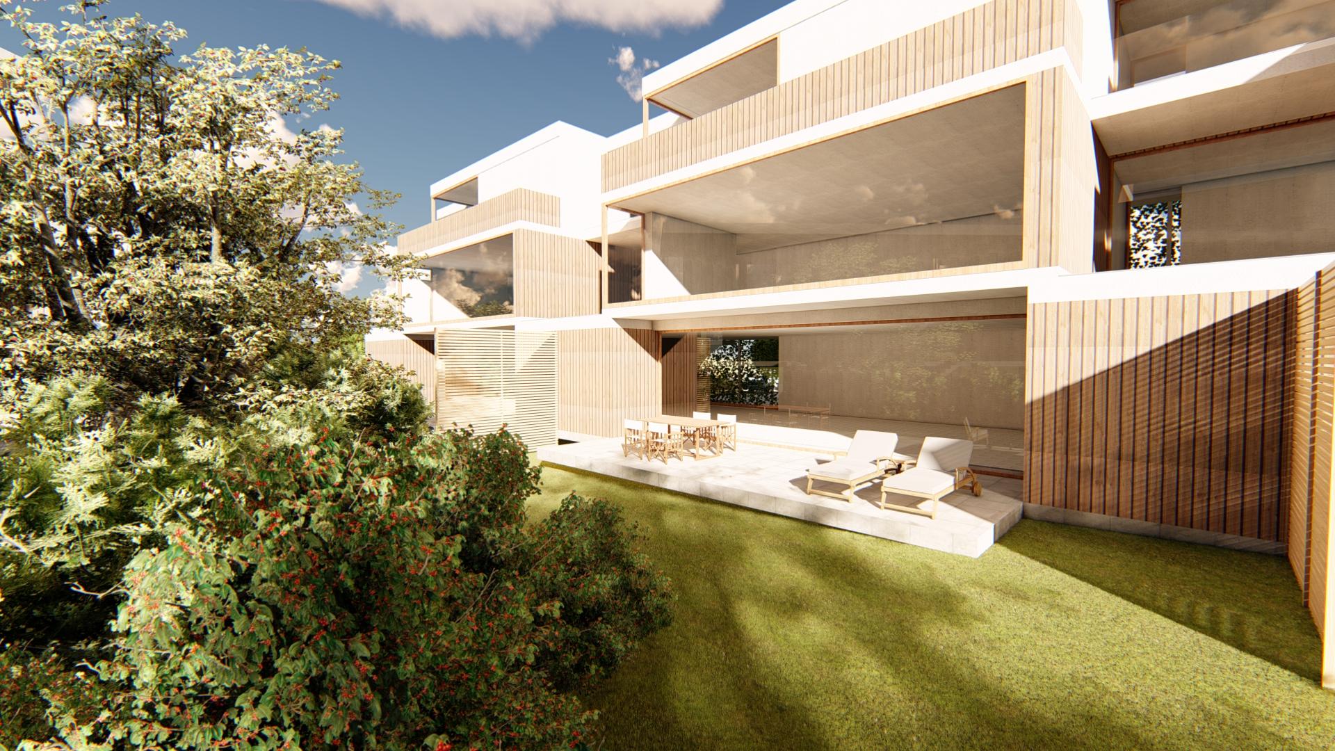 Wettbewerb Wohnbebauung Gießen 2