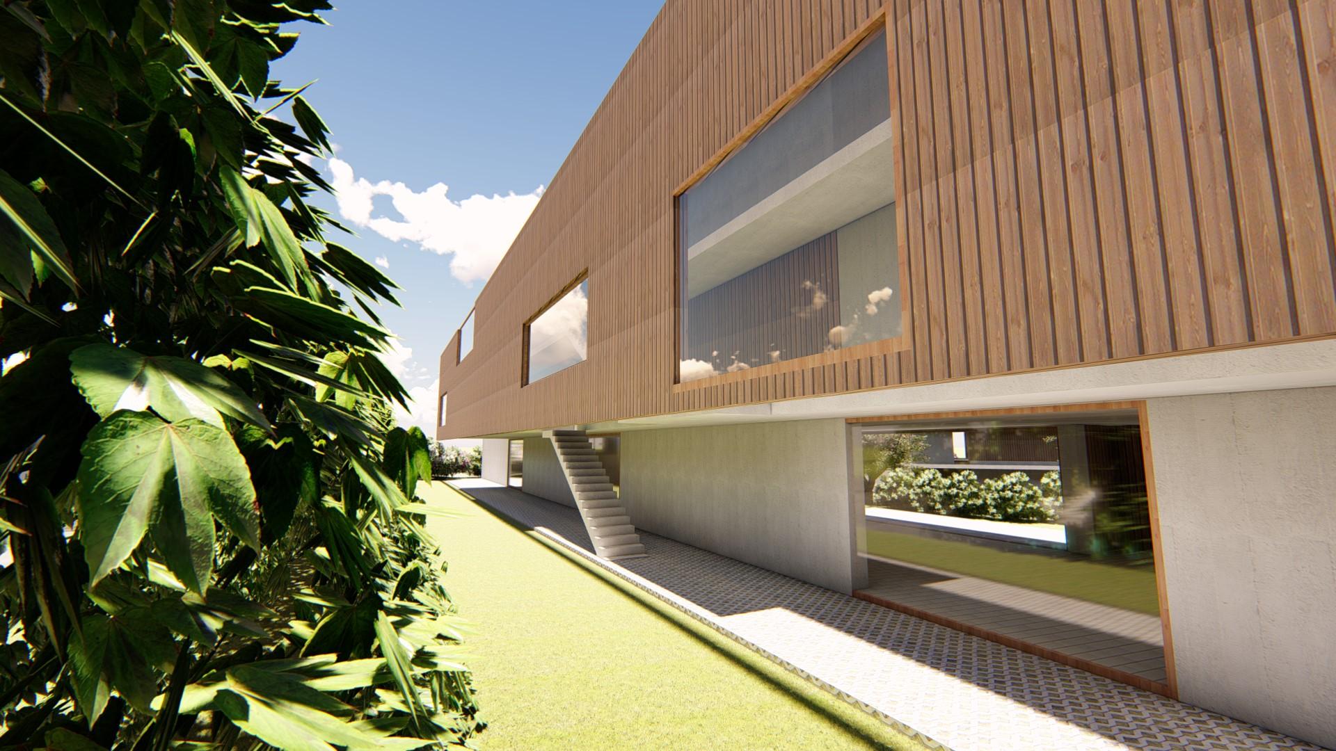 Wettbewerb Wohnbebauung Gießen 3